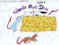 World Rat Day by Amanda