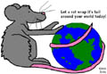 World Rat Day by Becky