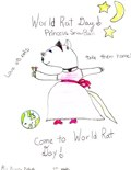 World Rat Day by Krysta