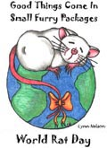 World Rat Day by Lynn